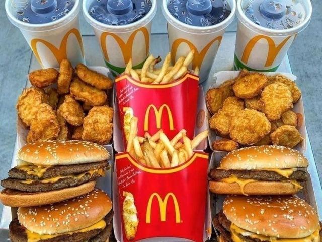 O que você deveria pedir no Mc Donald's?