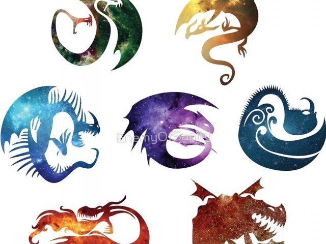 Qual seria o tipo de dragão ideal para você?