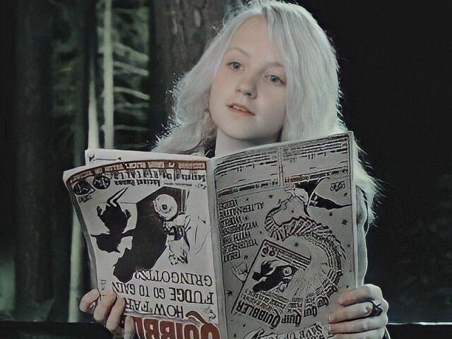 Você conhece mesmo Luna Lovegood?