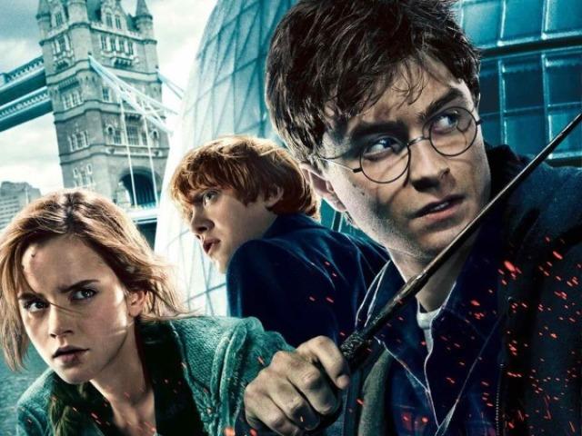 Conhece bem Harry Potter?