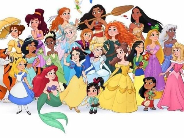 👸Qual personagem da Disney você seria? 👸
