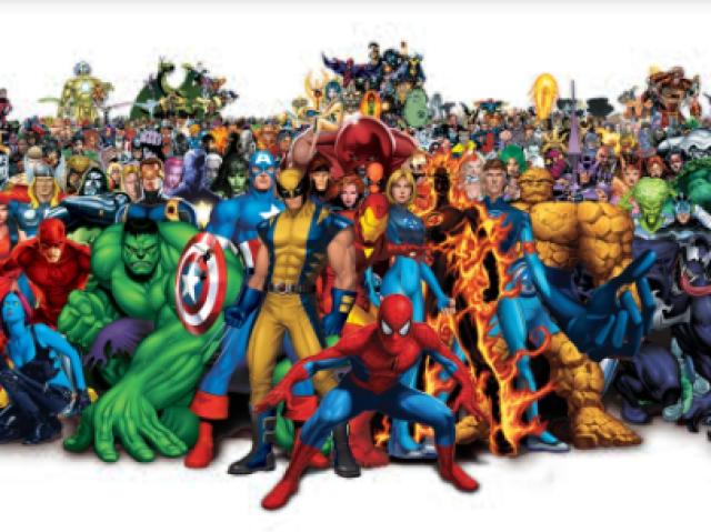 Qual personagem da Marvel é esse?
