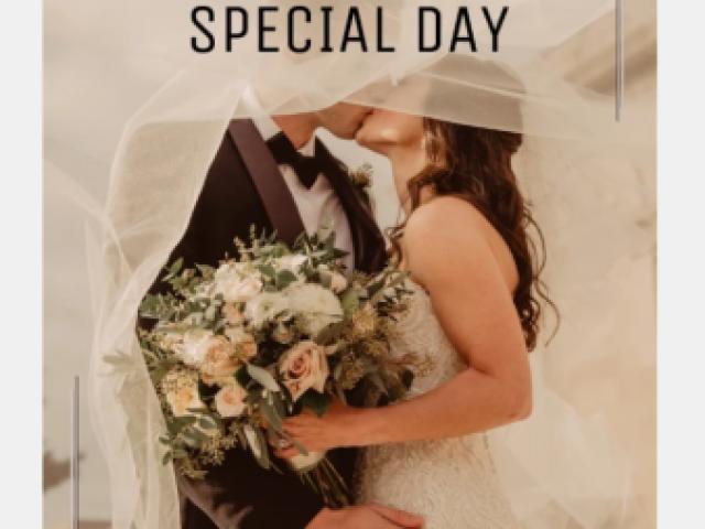 Monte seu casamento dos sonhos!!🌹😌