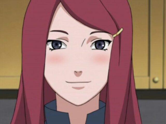 Você conhece a Kushina Uzumaki?