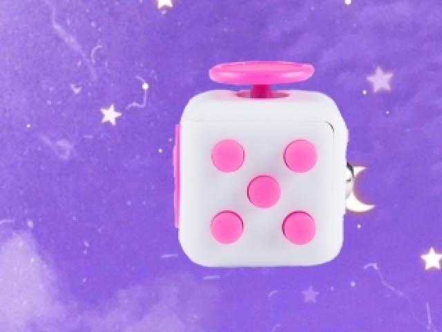 Qual tipo de fidgets toy combina com vc