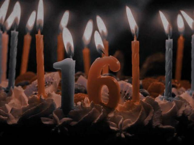 Monte sua festa de aniversário!