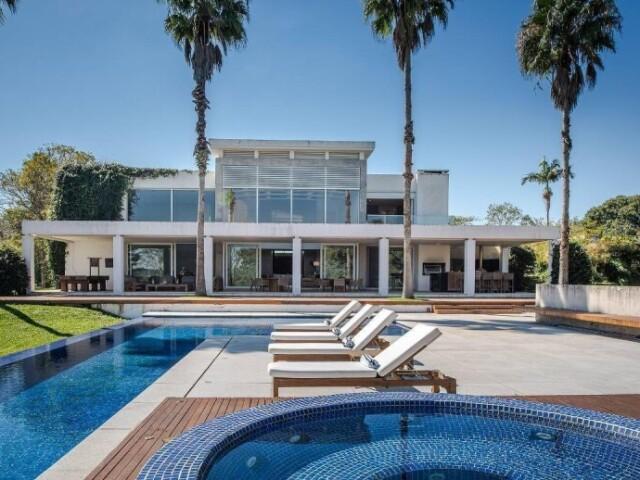 Qual tipo de mansão você teria?