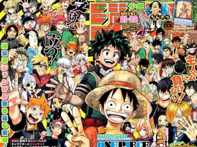 Qual personagem principal dos animes combina com você?
