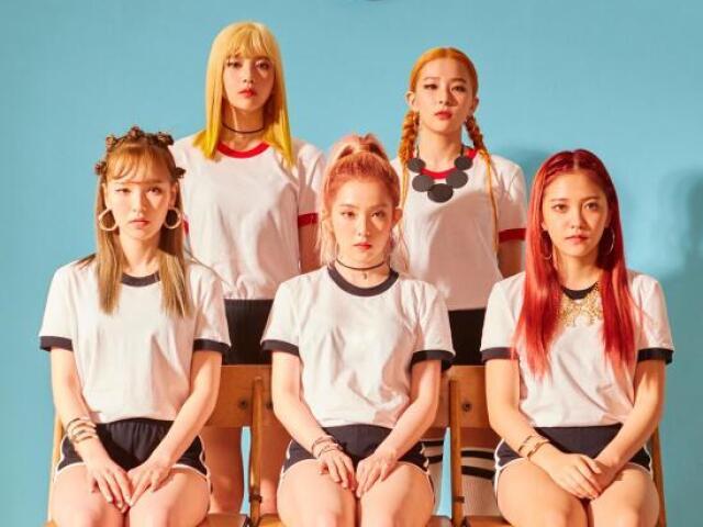 Vou adivinhar sua bias no Red Velvet.