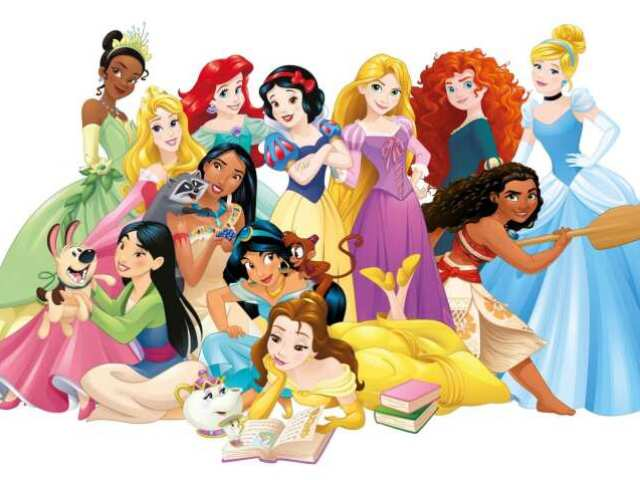Quem você seria das princesas da Disney?