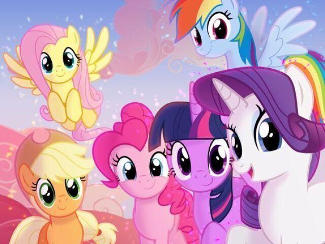 ~[Qual personagem de My Little Pony você seria?]~