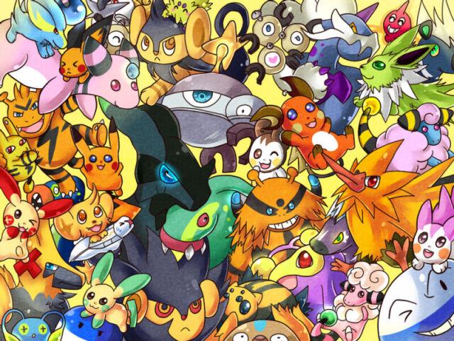 Qual Pokémon tipo eléctrico você seria?
