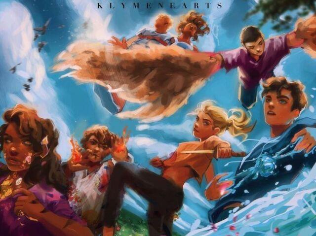 O quanto você sabe sobre Percy Jackson e sobre Os Heróis do Olimpo? (hard)