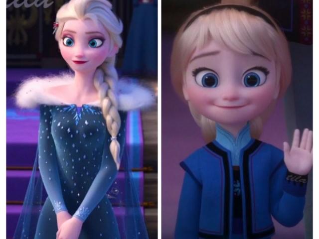 Você conhece mesmo a Elsa(Frozen)?
