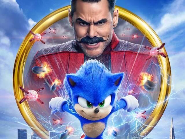 Quiz do Sonic o filme!