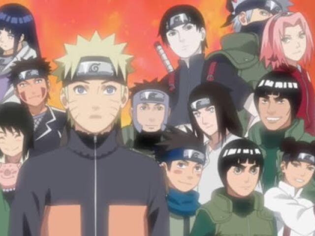 [Quiz De Naruto] Qual é este personagem?