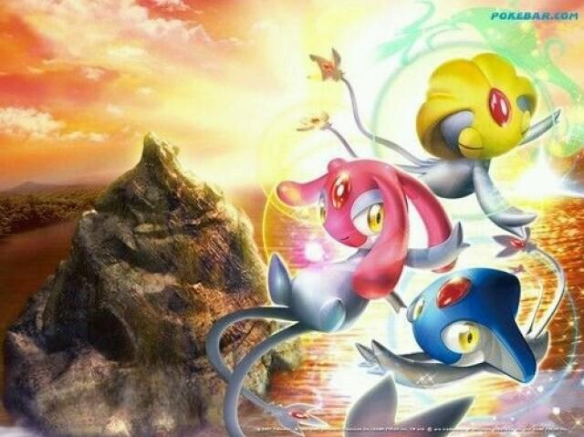 Qual dos Guardiões dos lagos de Pokémon mais combina com você
