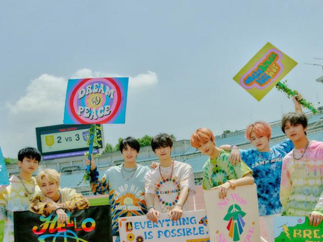 Tente adivinhar o MV por uma cena! (NCT Dream - OT7)