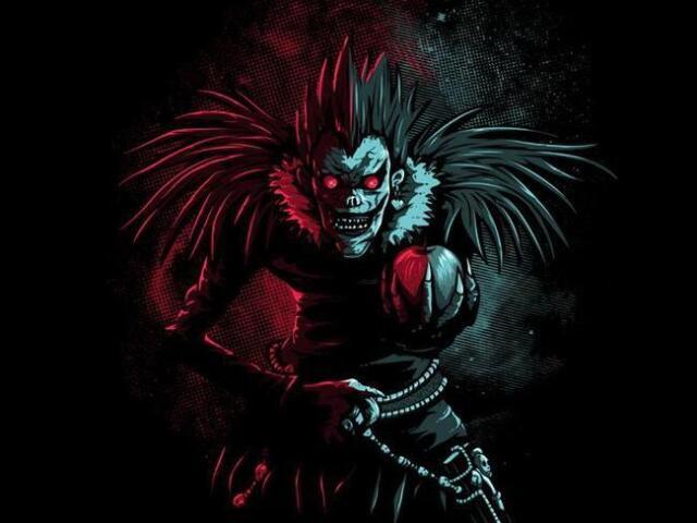 Quem você namoraria em Death Note?