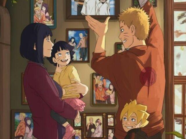Qual o membro da família Uzumaki você seria?