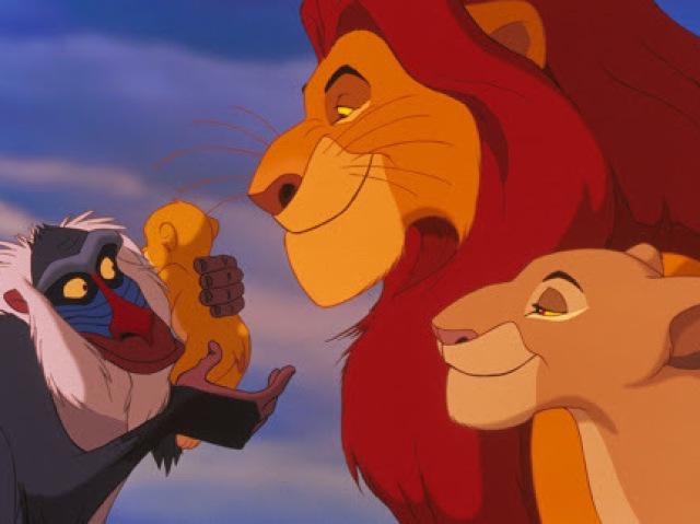 Você sabe o nome de todos os personagens de Rei leão?