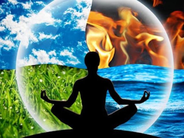 A qual elemento pertence sua alma?