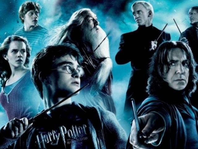 《°•Escolha esse ou aquele de HP e direi de qual casa de Hogwarts você seria•°》