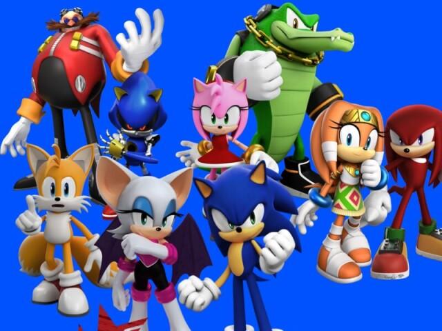 Você conhece o Sonic Forces Speed Battle?