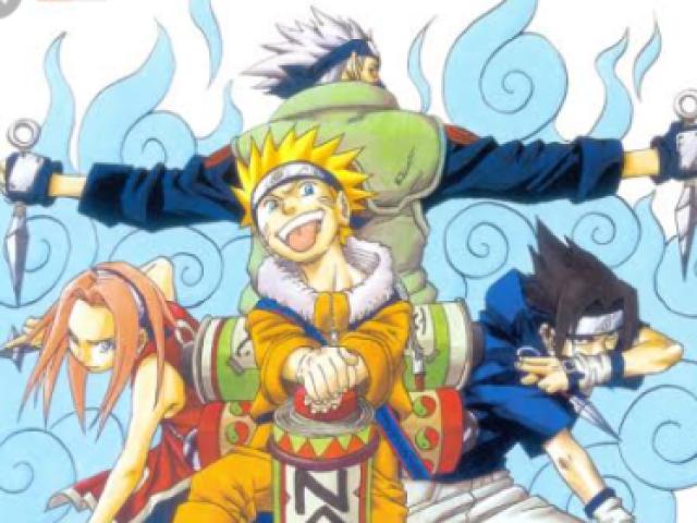 Vc conhece Naruto?