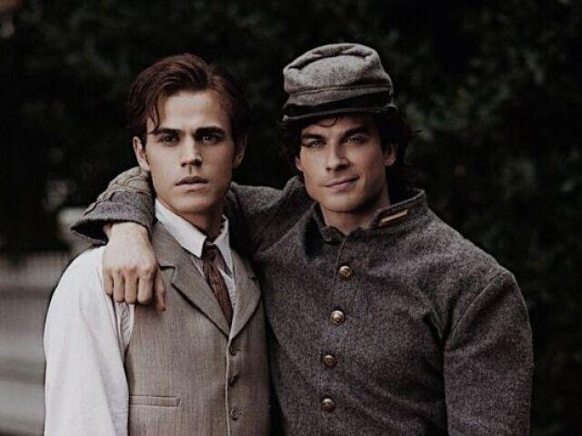 Qual dos irmãos Salvatore você namoraria?
