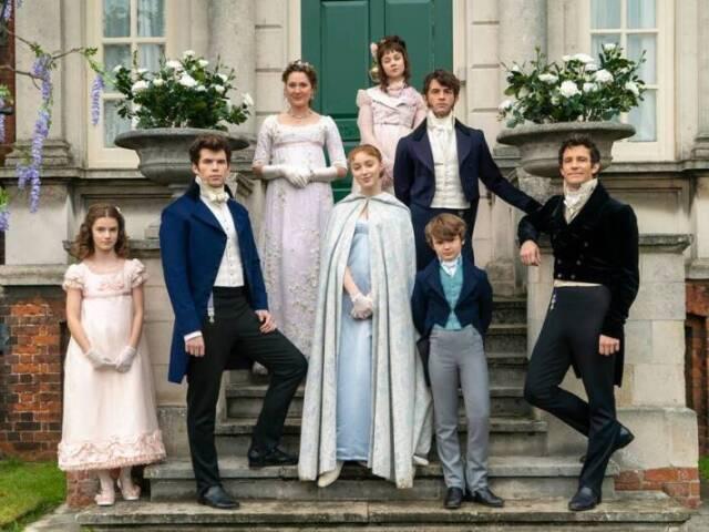 Qual Bridgerton você se casaria?