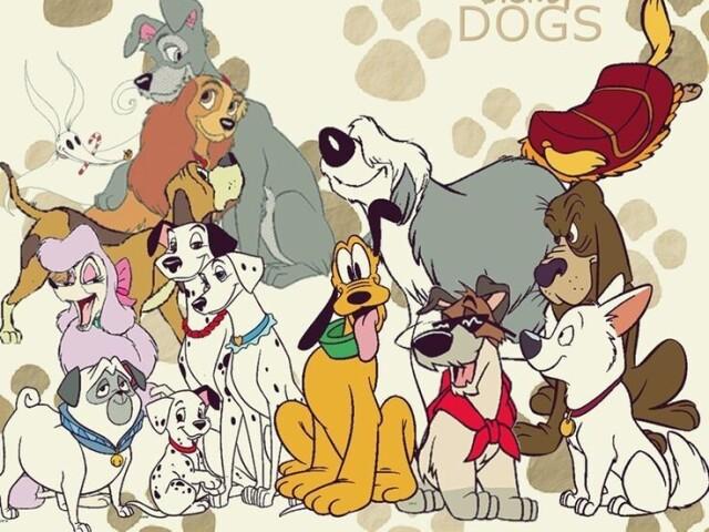 Você sabe qual a raça dos cachorros dos desenhos animados?