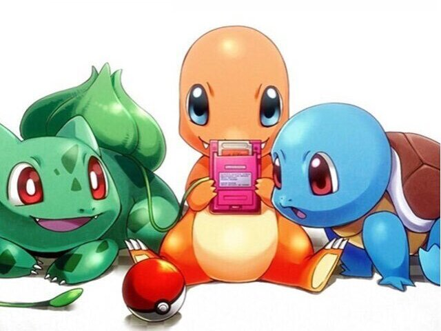 Qual Pokémon inicial de Kanto você teria?
