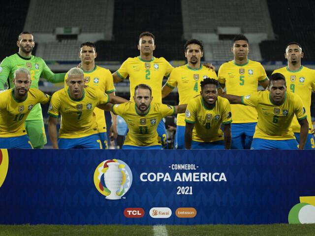 Qual jogador da Seleção Brasileira você seria? (Copa America 2021)