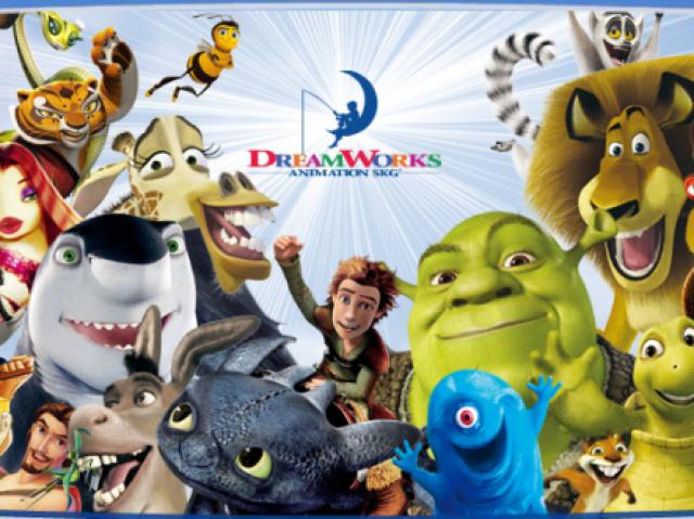 Quem é esse personagem da Dreamworks Animation?