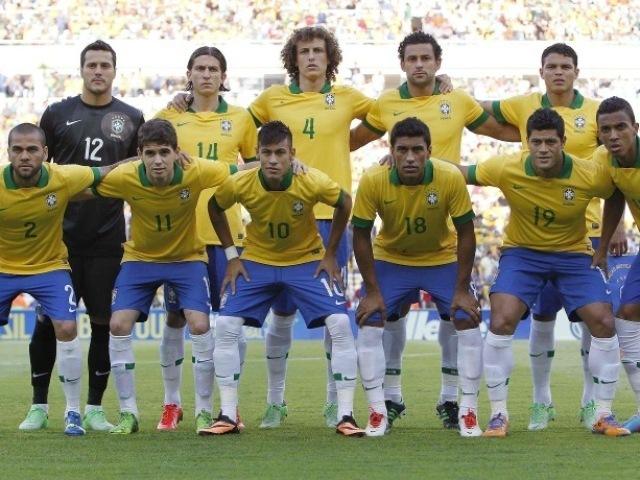 O futebol no Brasil