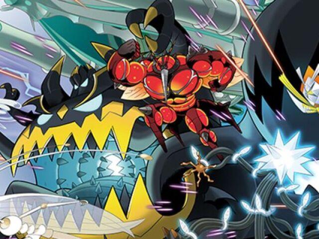Pokémon: Quiz das Ultra beasts!