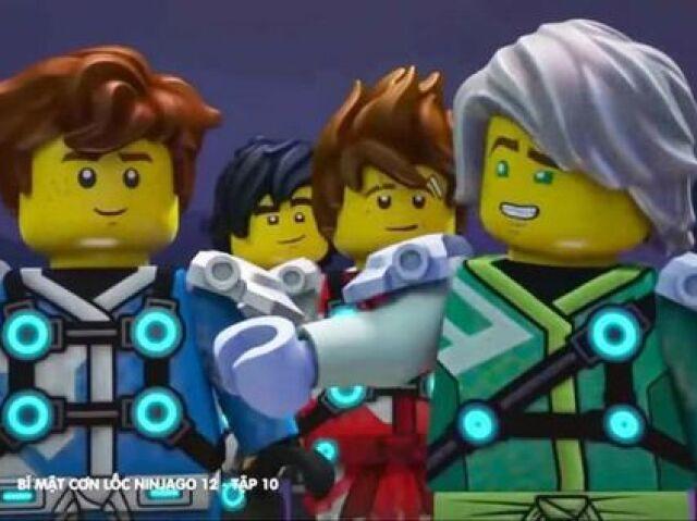 O quão fã você é de LEGO NINJAGO?