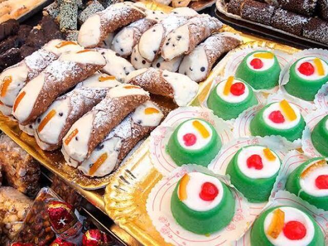 Tente adivinhar 5 doces italianos