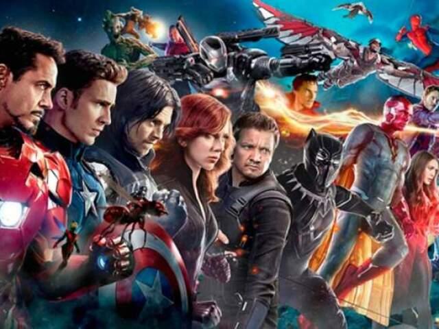 Quem é você na Marvel?