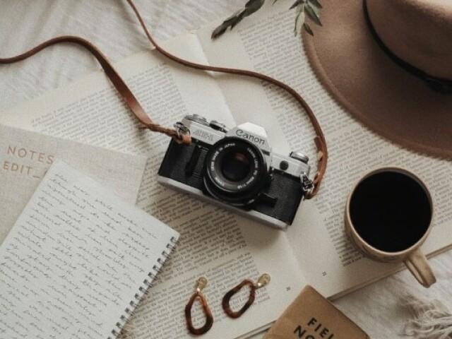 Monte sua seção de fotos