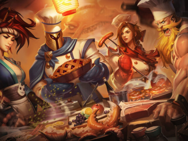 Qual campeão de League of Legends você seria?