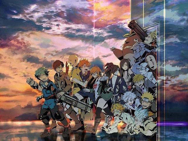Qual é esse anime? (Nível difícil)