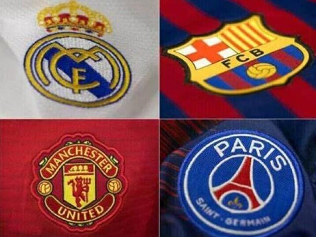 Qual é o maior goleador de cada clube?