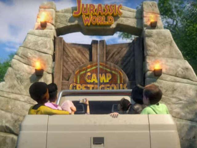 Você realmente conhece a Brooklyn do acampamento jurássico?