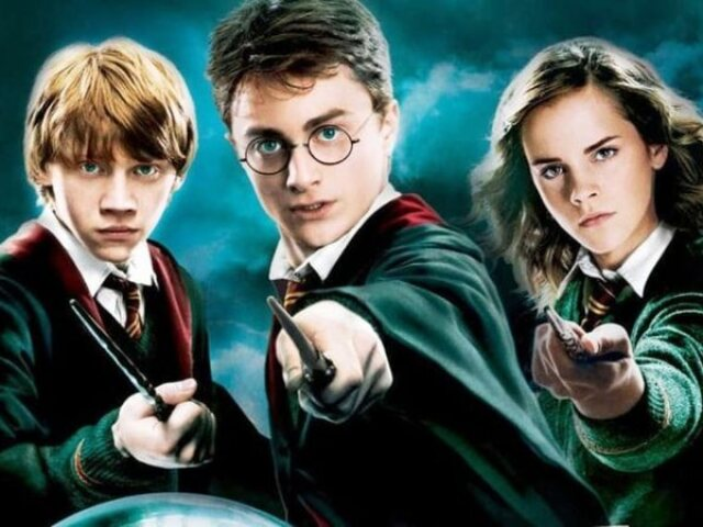 Harry Potter -verdadeiro ou falso