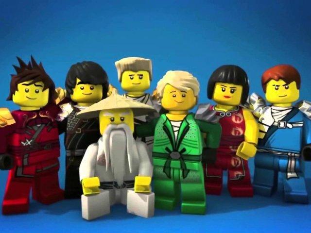 Conhece tudo sobre Lego Ninjago