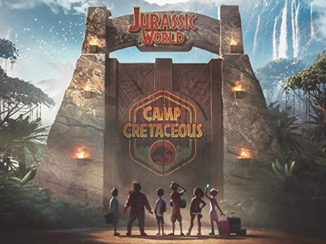 Quem você seria de Jurassic World Acampamento Jurássico