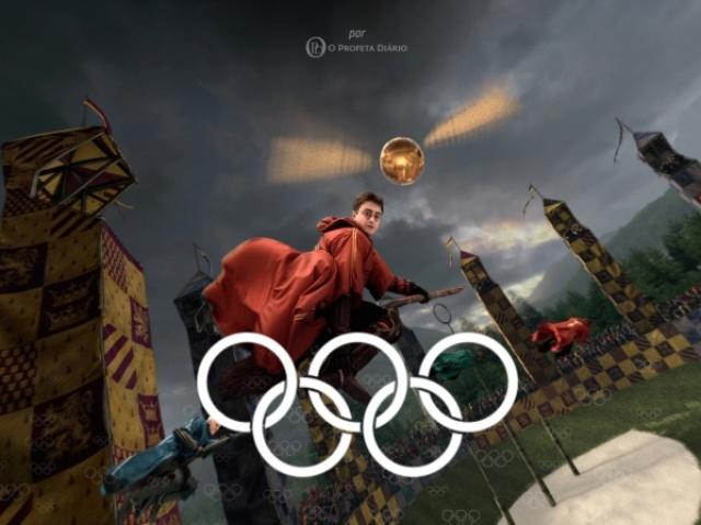 Em qual modalidade da olímpiada bruxa você seria medalhista?