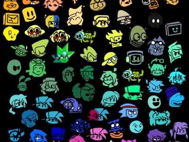 Qual personagem de fnf tu seria?